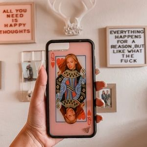 Wildflower Beyoncé iPhone 8plus/7plus Case👑🐝